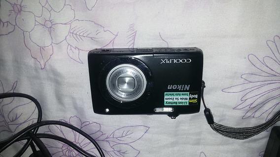 Camera Nikom Semi Nova