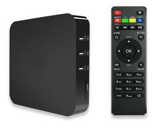 Convertidor Smart Tv Android Tv Box Quad Core 4k Android 9.0