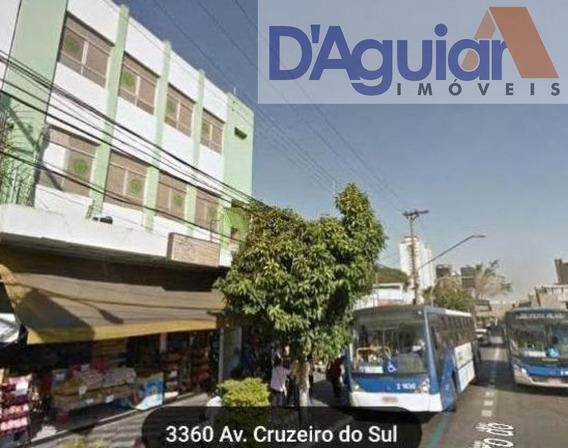Prédio Com Dois Pontos Comerciais Em Santana - Cruzeiro Do Sul - Dg2276