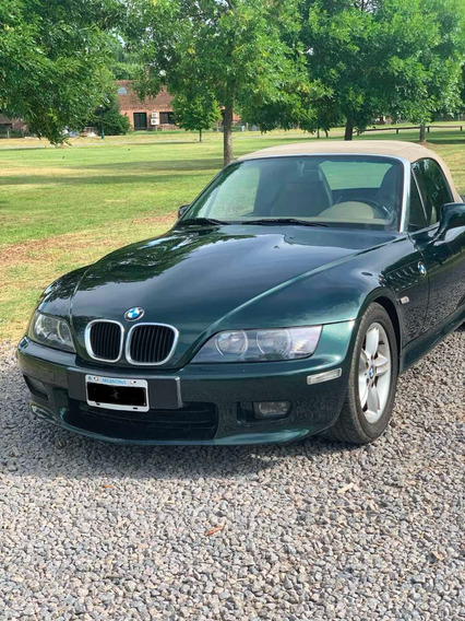 Bmw Z3 Motor 2.8 Manual Kitm 2001 Verde Ingles Cabriolet