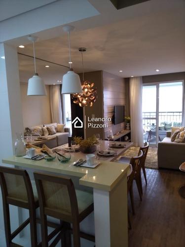 Imagem 1 de 15 de Sense Lion Apartamento 2 Dorm. 60,10 M² Picanço - Guarulhos - Apartamento A Venda No Bairro Jardim Anny - Guarulhos, Sp - 20017-sense-lion-6010
