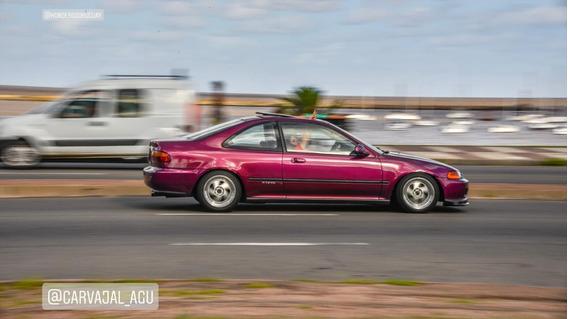 Honda Civic 1.6 Ex Coupe