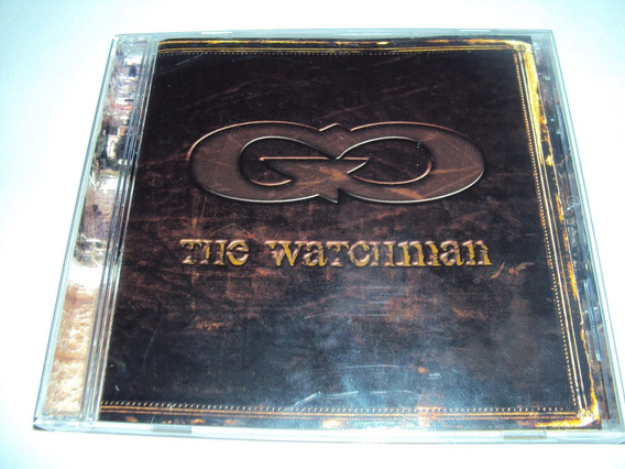 Gypsy Carns - The Watchman - Cd Made In Usa 2007