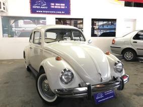 Volkswagen Fusca 1300 Branco 1975