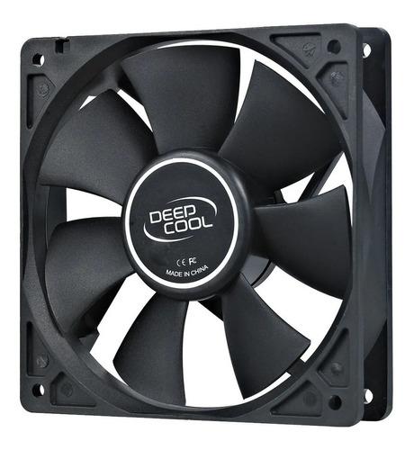 Imagem 1 de 5 de Fan Cooler Deepcool Xfan 120 Silenciosa 120mm