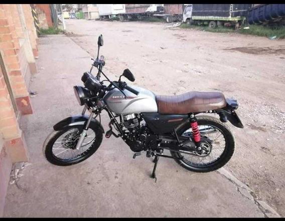 Vendo Moto Nkd Versión Metal Edition Modelo 2020