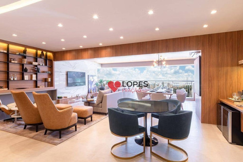 Apartamento Com Varanda Gourmet Na Mooca - Ap3525