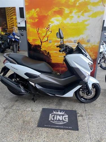 Yamaha Nmax 160 Abs - 2020 - Branca - King Motos