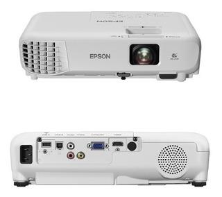 Proyector Epson Powerlite W05+ Wifi Wxga 3300 Lumen Usb 3lcd