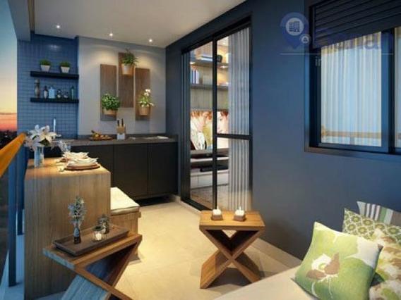 Apartamento Duplex Com 1 Dormitório - R$ 680.400 - Alto Da Boa Vista. - Ad0169