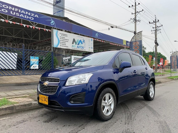 Chevrolet Tracker Mt