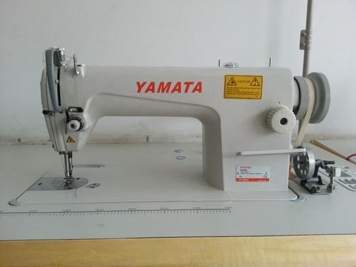 Maquina De Coser  Industrial Yamata  Nueva / 1200 Verdes