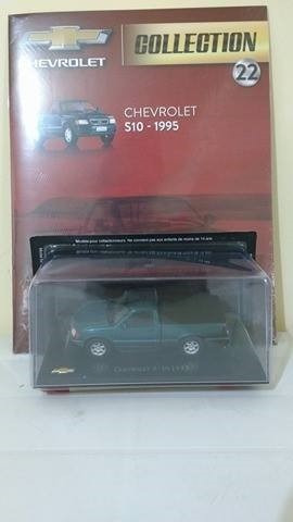 S10 1995 - Chevrolet Collection Ed. 22