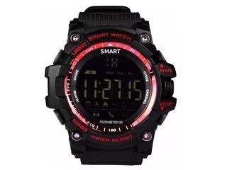 Smartwatch Reloj Inteligente Ex16 Android Ios Deportivo