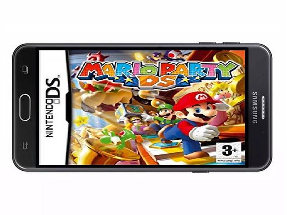 Mario Party Ds De Nintendo Ds Para Tu Android Y Pc