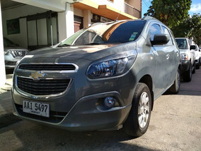 Chevrolet Spin 1.8 Ltz 7as At 105cv