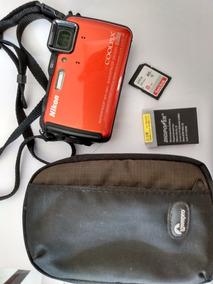 Nikon Coolpix Aw120 - À Prova D
