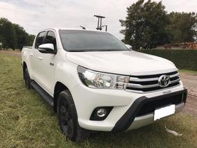 Remate De Camionetas Toyota Hilux 4x2 2016 Diesel