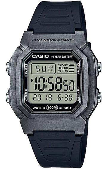 Relógio Casio Masculino Standard W-800hm-7avdf