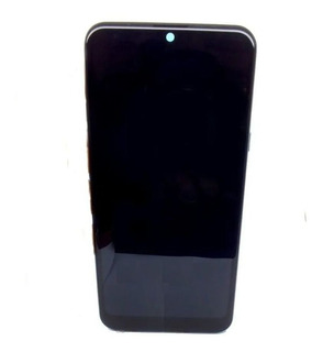 Frontal Lcd Touch Screen Aro LG K12 Max Lm X525 X520 Origina