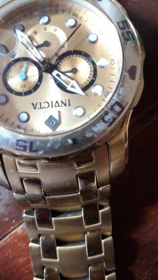 Relógio Invicta Pulsera Quebrada