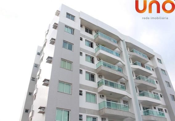 Apartamento Próximo A Faculdade Cândido Mendez Em Campos - 1340
