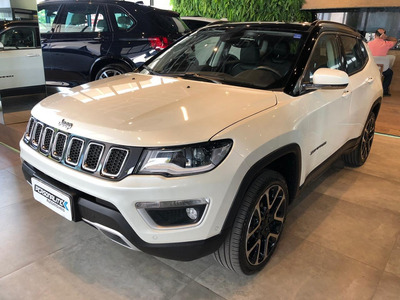 Jeep Compass Limited 2.0 Turbo Diesel 4x4 Automatico 2018