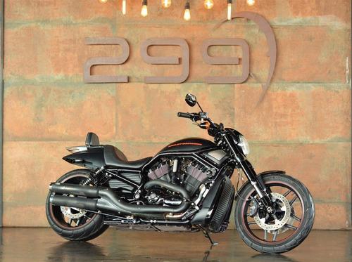 Harley Davidson Night Rod 2012 Com Apenas 13.198kms