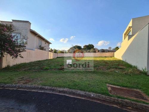 Imagem 1 de 5 de Terreno À Venda, 666 M² Por R$ 730.000,00 - Jardim Nova Aliança Sul - Ribeirão Preto/sp - Te1372