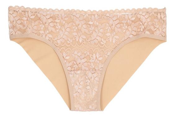 Calzón Corte Bikini De Mujer C&a