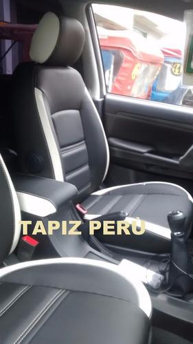 Fundas Tacto Cuero A Medida: Corolla, Sportage, Nomade, Etc