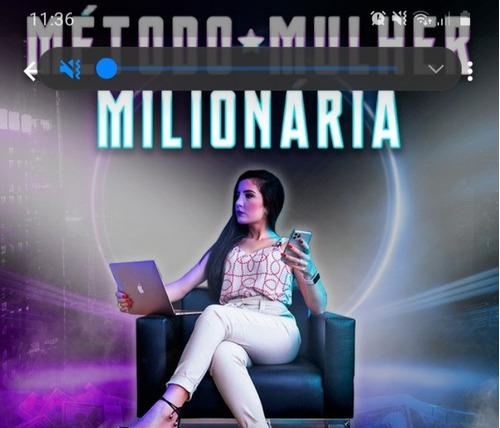 Treinamento Método Mulher Milionária Renda Extra
