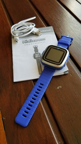Kidizoom Relógio Jogos Fotos Vtech - Azul