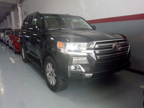 Toyota Land Cruiser 5.7 4x4 At Negro Nueva 2019