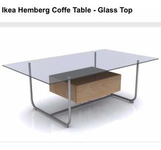 Mesa De Centro Ikea Hemberg