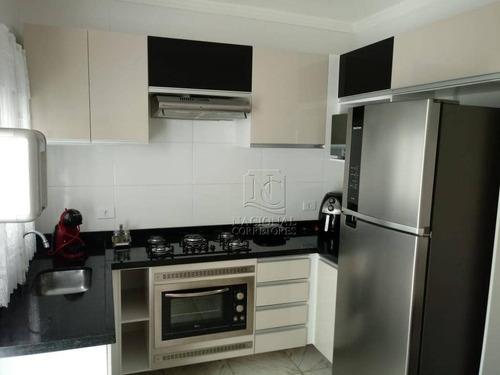 Apartamento À Venda, 50 M² Por R$ 269.000,00 - Vila Camilópolis - Santo André/sp - Ap10919