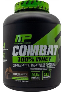 Combat 100% Whey Protein (1814g) Muscle Pharm