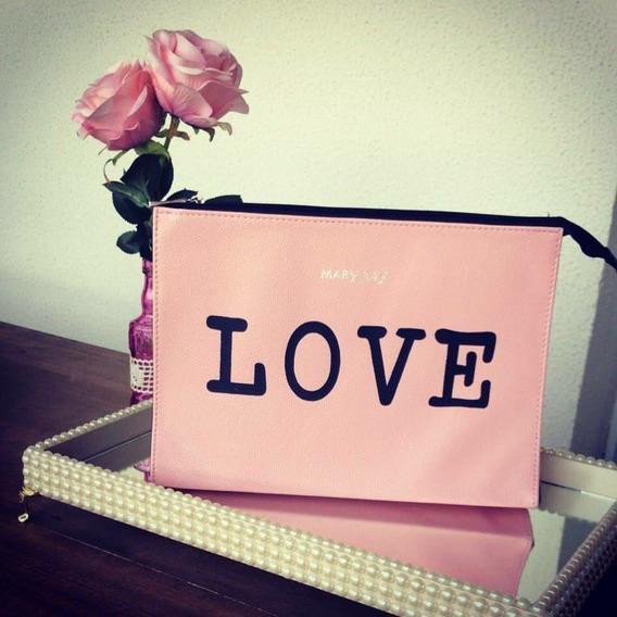 Bolsa Love - Mary Kay