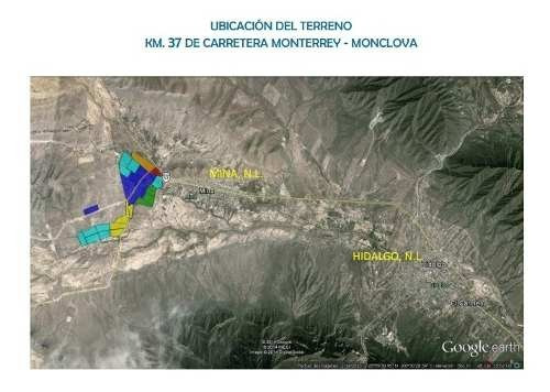 Desarrollo De Terrenos En Mina, Nuevo Leon.