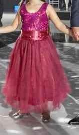 Vestido De Fiesta 6 Años