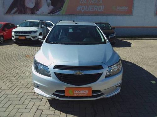 Imagem 1 de 9 de Chevrolet Onix 1.0 Mpfi Joy 8v Flex 4p Manual