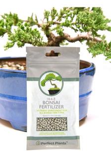 Fertilizante Para Bonsai Plantas Perfectas Liberacion Lenta 5 Años