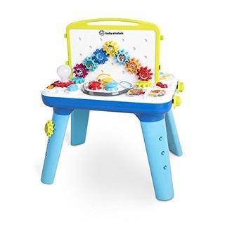 Baby Einsteincidad Mesa Mesa Bebe Juguete De Actividad Con L