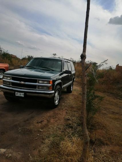 Chevrolet Tahoe Más Equipada