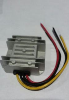 Convertidor De Corrientede 24v A 12v, 120w 10 Amp.