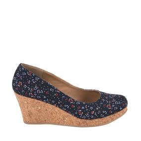 Zapato Confort Con Plataforma Shosh Ab825112 Mujer