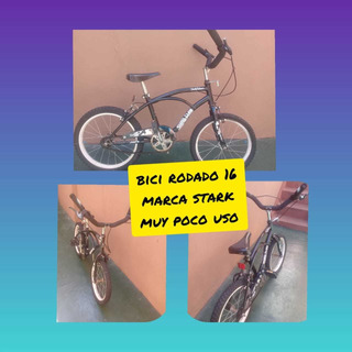 Bicicleta Stark Niños Rodado 16