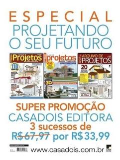 Kit Promocional Especial Projetando O Seu Futuro