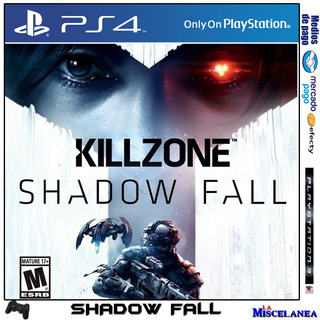 Killzone Shadow Fall Ps4 Digital | Cupo Secundario