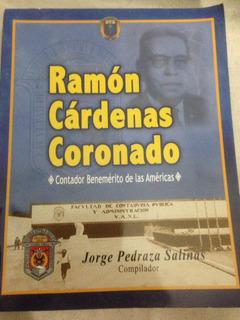 Libro Contador Ramón Cárdenas Coronado